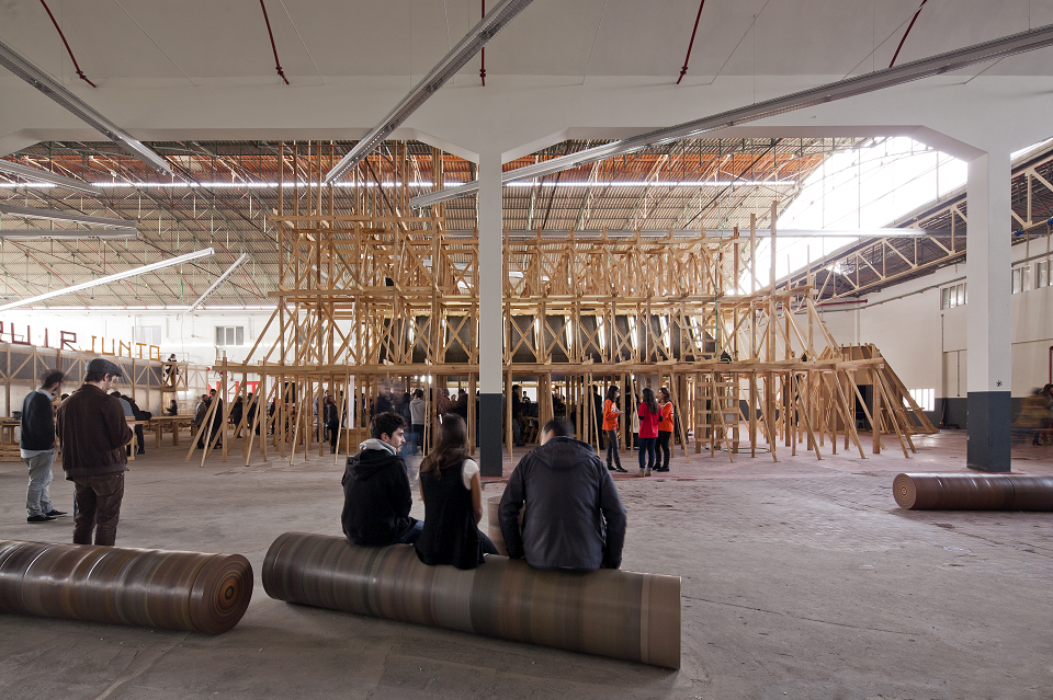 Construir Junto // Construct Lab // ASA Factory // Guimaraes // PT