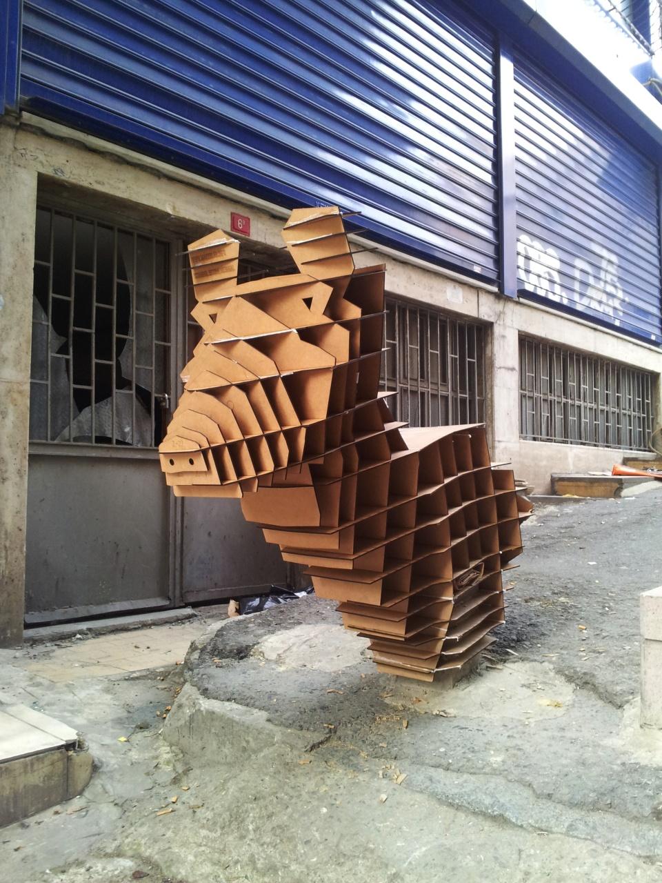 Virus plug-in // Makerlab // Istanbul Design Biennale 2012