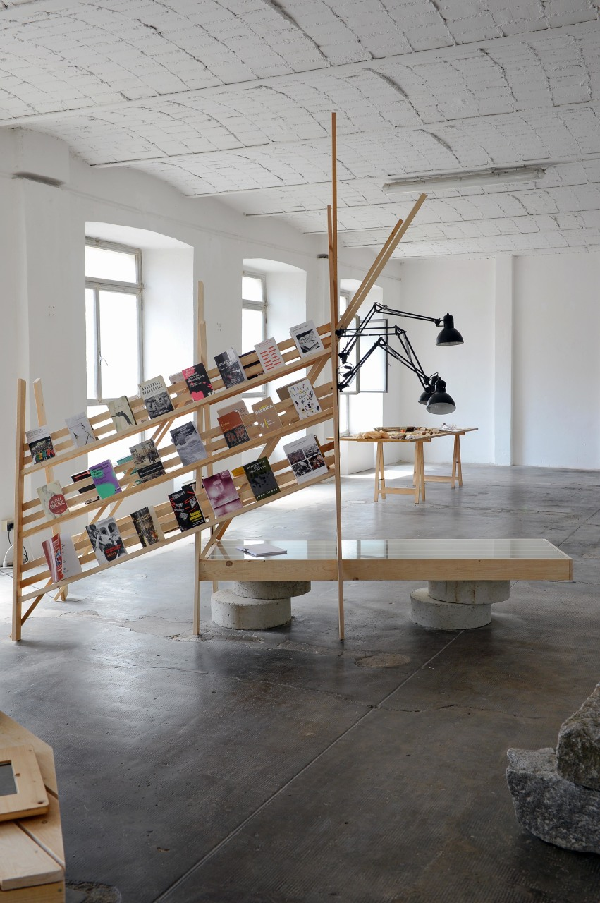 MPR - Reading Room - Fondazione Pistoletto-2