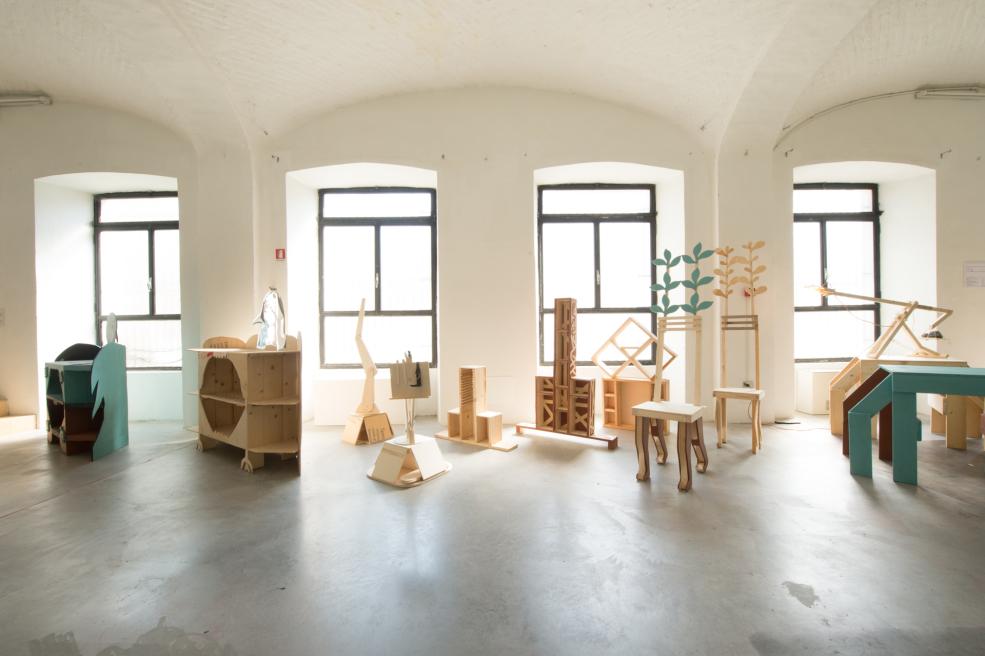 ManyMani / Fondazione Pistoletto / Biella / IT